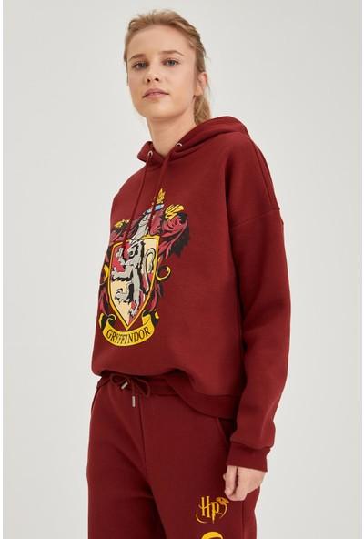 Defacto Harry Potter Lisanslı Sweatshirt