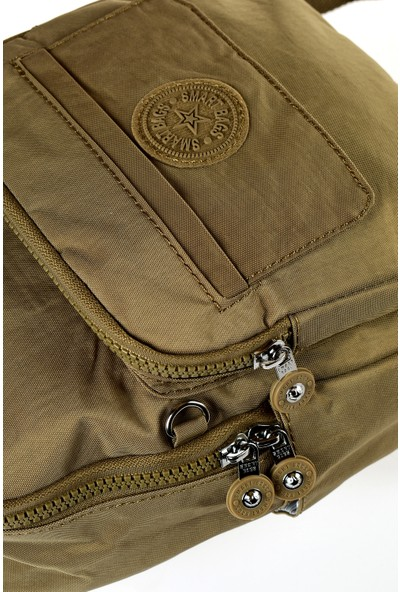 Smart Bag Kadın Postacı Çantası 2022-3028-0007 Açık Kahve