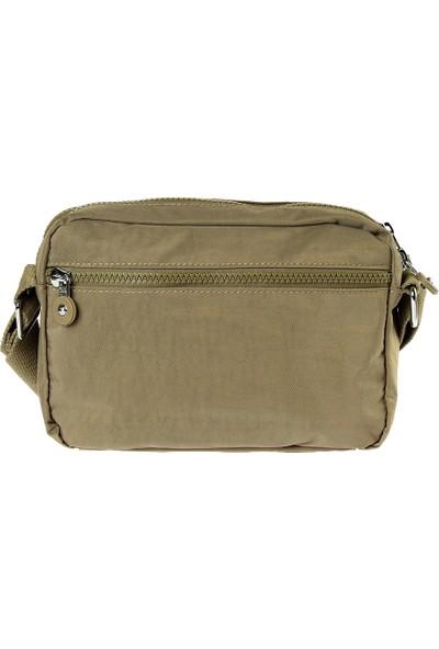 Smart Bag Kadın Postacı Çantası 2022-3029-0007 Açık Kahve