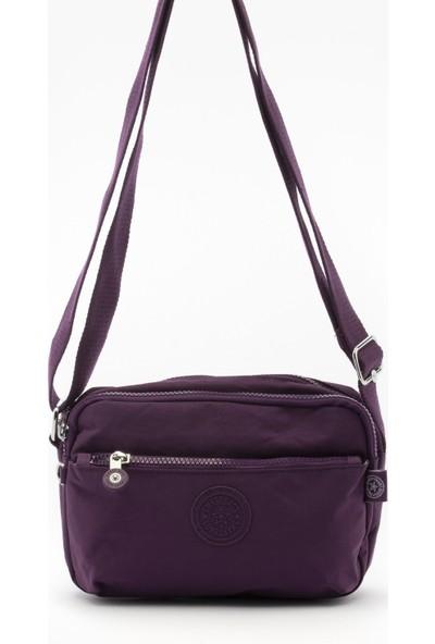 Smart Bag Kadın Postacı Çantası 2022-3029-0027 Mor