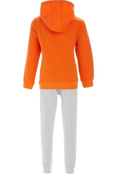 DeFacto Erkek Çocuk Kapüşonlu Sweatshirt ve Jogger Eşofman Takım