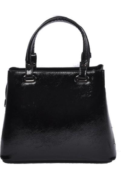 Sarach Y20Src313 Siyah Rugan Kadın Çanta