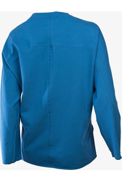 Bebe Plus Mavi Sweatshirt