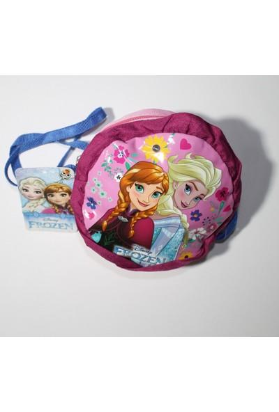 Hızırım Frozen Çantalı 13 Parça Kız Çocuk Toka Seti