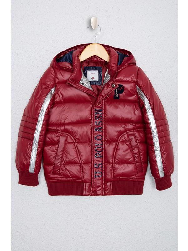 U.S. Polo Assn. U.S. POLO Kırmızı Mont Sentetik 50224500-KR0215