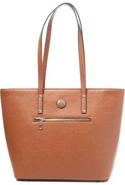 Th Bags Kadın Omuz Çantası Th0814900 Taba