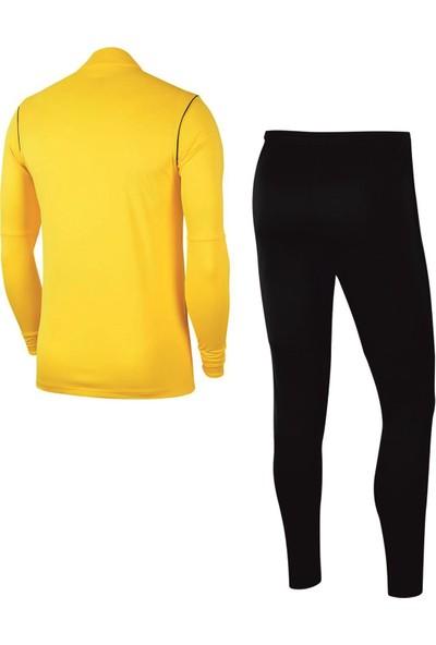 Nike M Park 20 Knit Track Eşofman Takımı Sarı