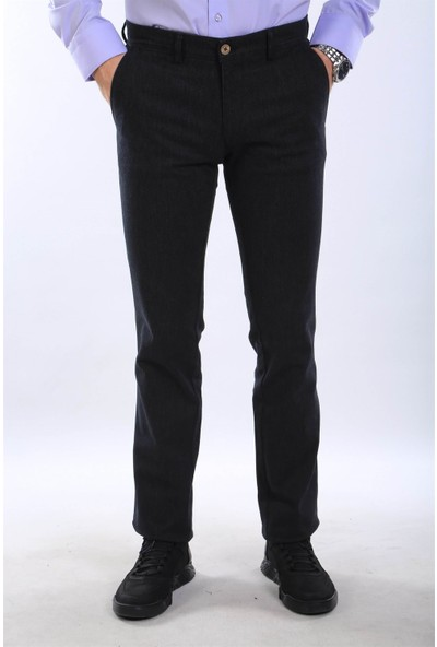 İntersivin Msd-10 Klasik Kesim Kışlık Pamuklu Erkek Pantolon