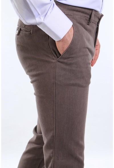 İntersivin Msd-10 Pamuklu Kışlık Toprak Erkek Pantolon