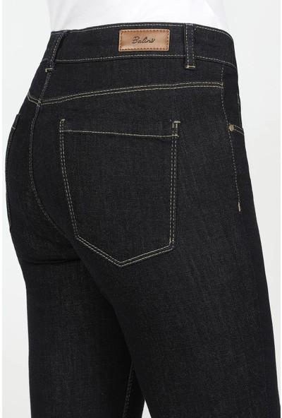 Balins Kot Pantolon Koyu Düz
