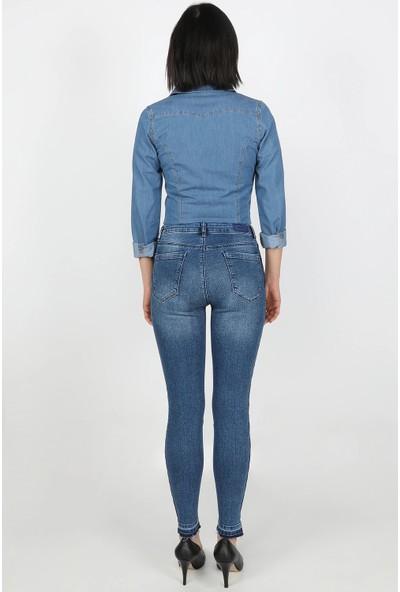 Balins Kot Pantolon Koyu Mavi