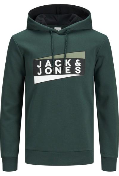 Jack Jones Sweat Hood Anton 12177950-DRK