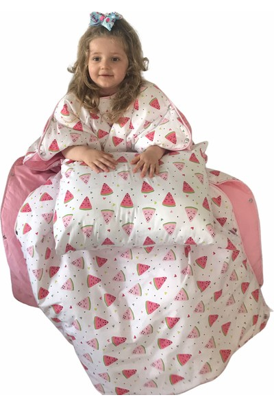 Daphne Kids Style Karpuz Pijama Tulum