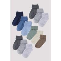 Mem Socks Kaydırmaz Çocuk Çorabı 12'li