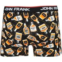 John Frank JFBD249-TENESSEY Dijital Baskılı Erkek Boxer Desenli