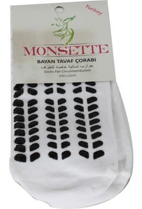 Kanaviçe Tavaf Çorabı H071-3