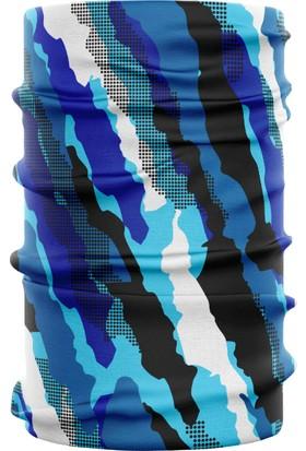 Bobaringa BYB17037 Dijital Baskılı Boyunluk