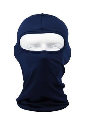 Tam İthalat Termal Kar Maskesi ( Lacivert )