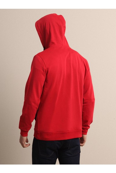 Kip Erkek Düz Örme Sweatshirt