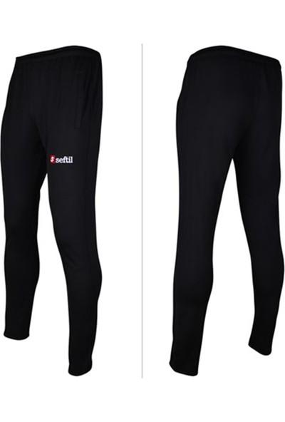 Seftil Z0207 Trend Pants Eşofman Altı Siyah