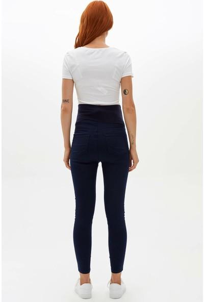 DeFacto Slim Fit Hamile Pantolonu L5211AZ19AU