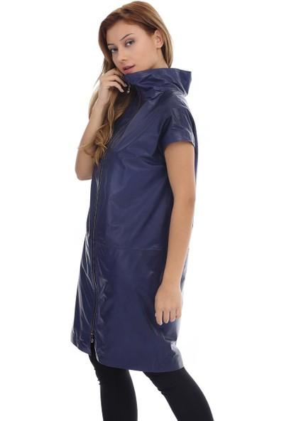 Franko Armondi Kadın Deri Klasik Elbise Parliament Ylk-B-1372-19628 Fa2