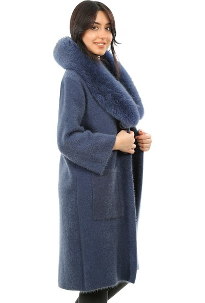 Franko Armondi Kadın Deri Klasik Luxury Kaban Triko Parliament Mk-Bbk-19-19-19515 Fa2