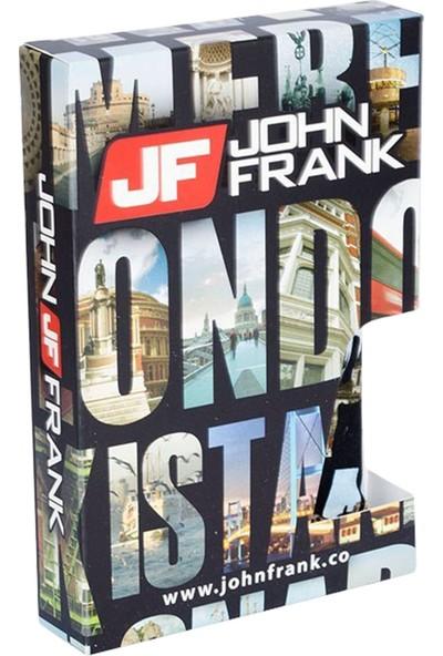 John Frank JFB103 Dijital Baskılı Erkek Boxer Karma Desenli
