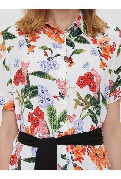 Loft 2024828 Kadın Elbise