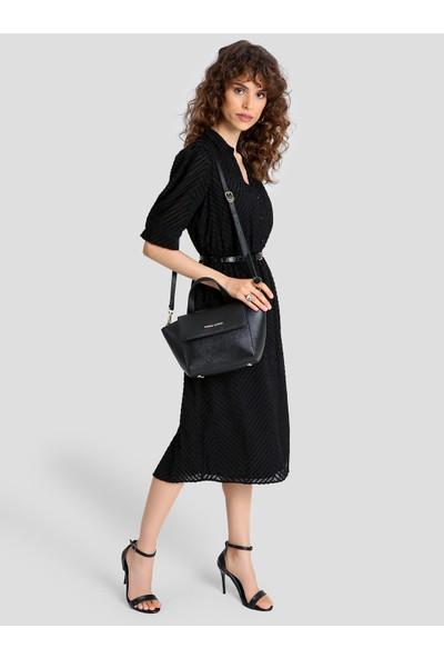 Pierre Cardin Kadın Çanta Siyah 05PO16K1326-CS S