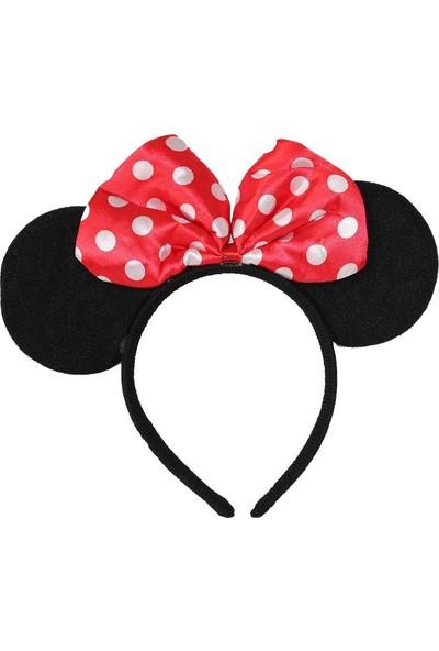 Tam İthalat Minnie Mouse Taç Fare Tacı