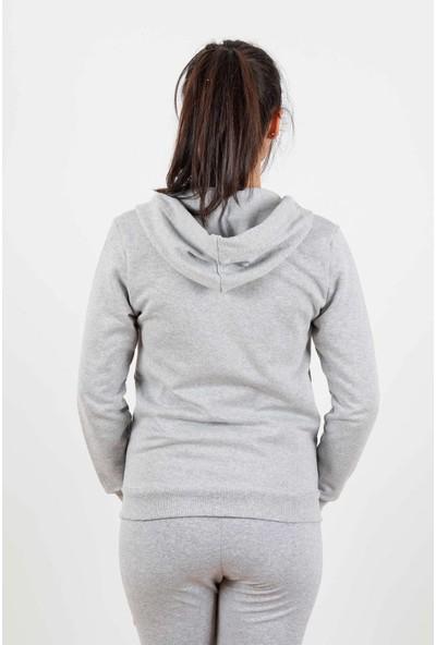 Trisiss Kadın Ceket Gri