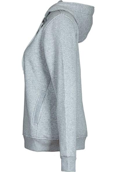 Radyum Kapüşonlu Kadın Sweatshirt