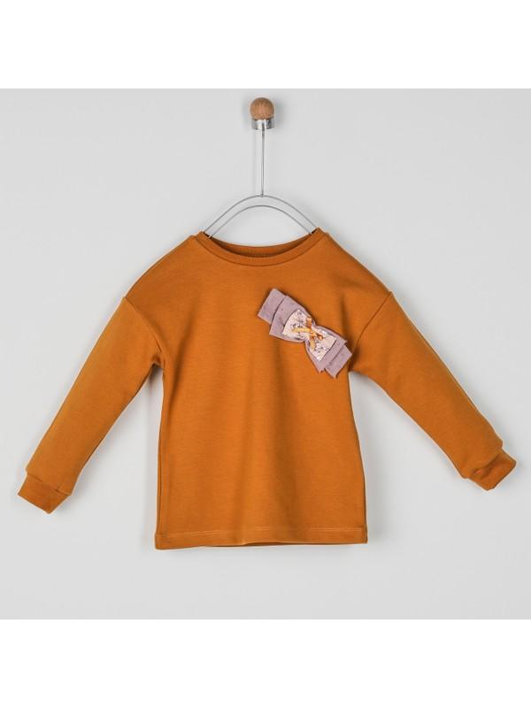 Panço Kız Çocuk Sweatshirt 2021GK08003