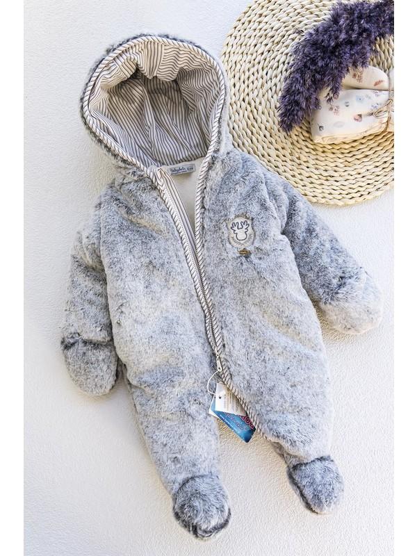 Welsoft Peluş Astronot Erkek Bebek Tulum