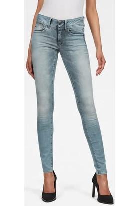 G-Star Raw D06746.9882.A691 Lynn Mid Skinny Kadın Kot Pantolon