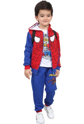 Sihirli Örümcek Adam Eşofman Takım