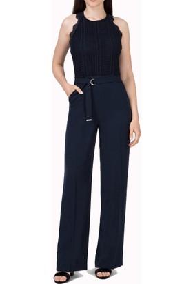 Tommy Hılfıger Kadın Elbise WW0WW24712403 D002563 - Lacivert