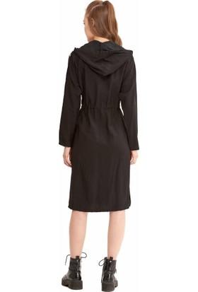 Şamdan Kadın 7188 Siyah Tunik