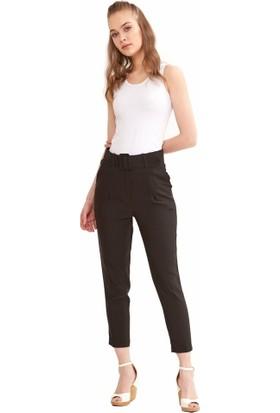 Şamdan Kadın 5105 Siyah Pantolon