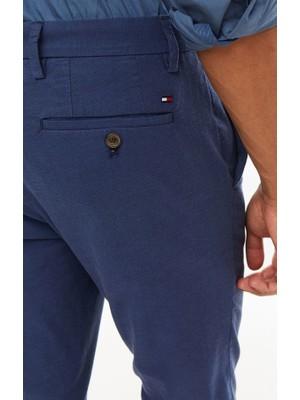 Tommy Hilfiger Erkek Pantolon U002237 - gri