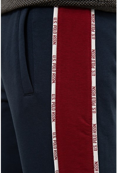 U.S. Polo Assn. Erkek Lacivert Örme Pantolon 50225474-Vr033