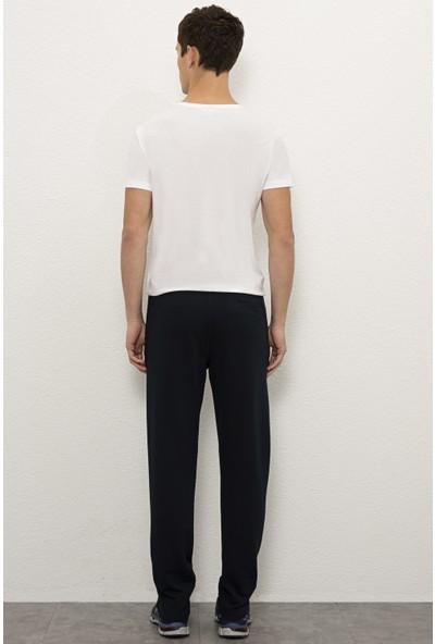U.S. Polo Assn. Erkek Lacivert Örme Pantolon 50226208-Vr033