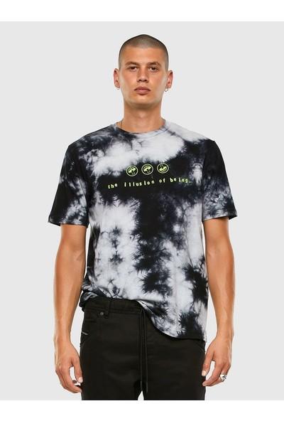 Diesel A00281.WAXP.900A Erkek T-Shirt