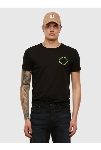 Diesel A00303.BASU.9XX Erkek T-Shirt