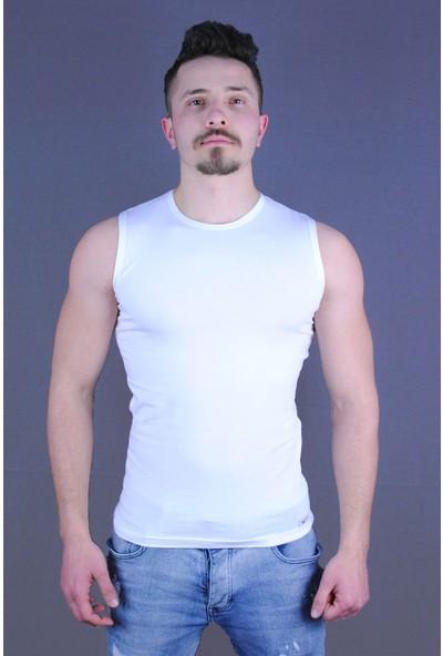 Solfej Erkek Sporcu Atleti Beyaz