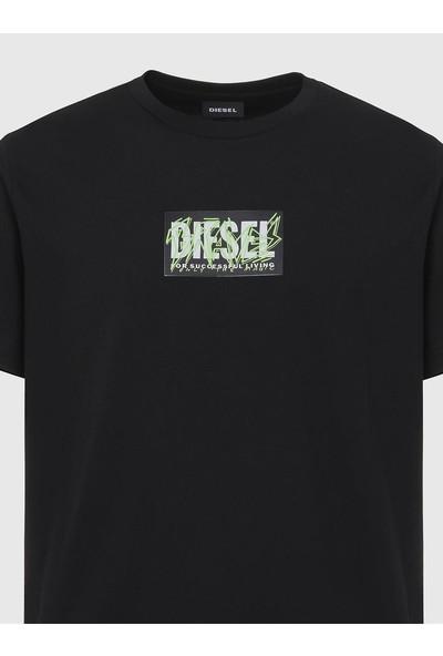 Diesel A01420.BASU.900 Erkek T-Shirt