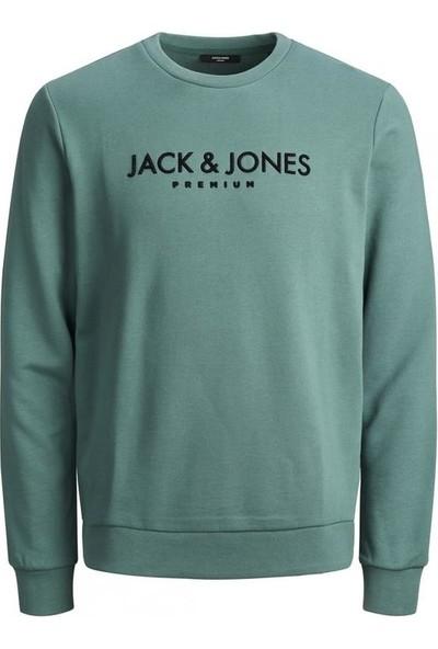 Jack&jones Jprblajake Sweat Crew Neck Erkek Sweatshirt