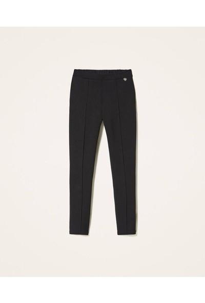 Twinset Kadın Günlük Pantolon
