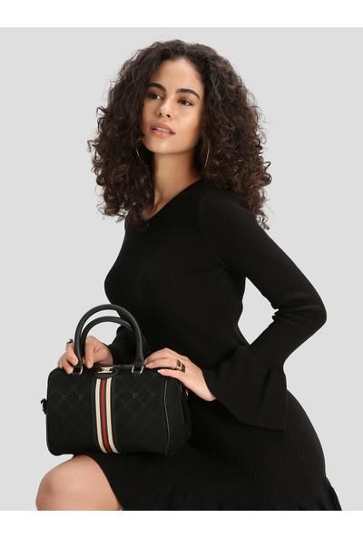 Pierre Cardin Kadın Çanta Siyah 05PO16K1110-KO S